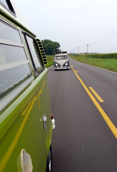 Hooray for VW Vans!!!!!!  :0