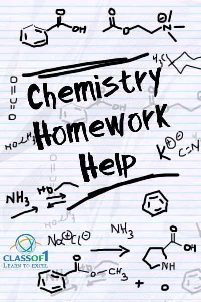Do my chemistry homework for me