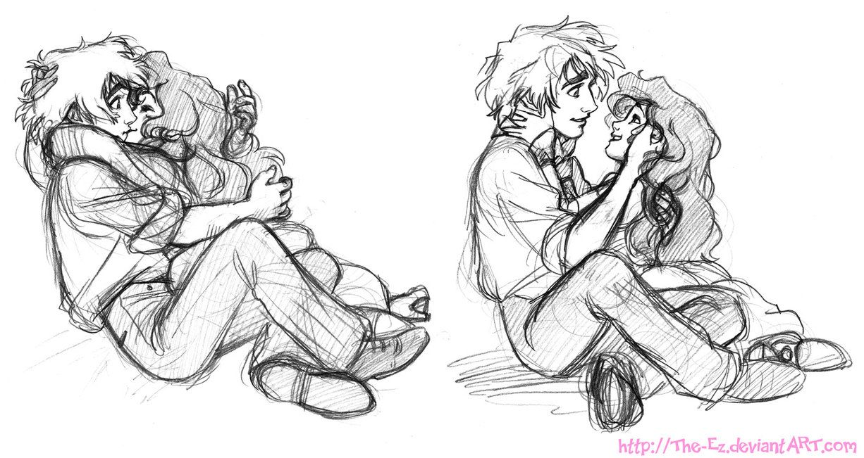 Emotional Reunion by *TheEz on deviantART. That kid looks