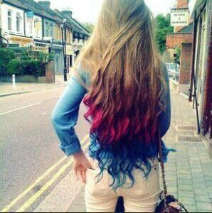 Aol Style News Trends And Advice волосы с эффектом деграде окраска волос в стиле омбре укладка длинных волос