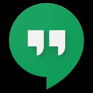 Hangouts On Air Google Hangouts And Google Duo Messaging App Google Hangouts Android Keyboard
