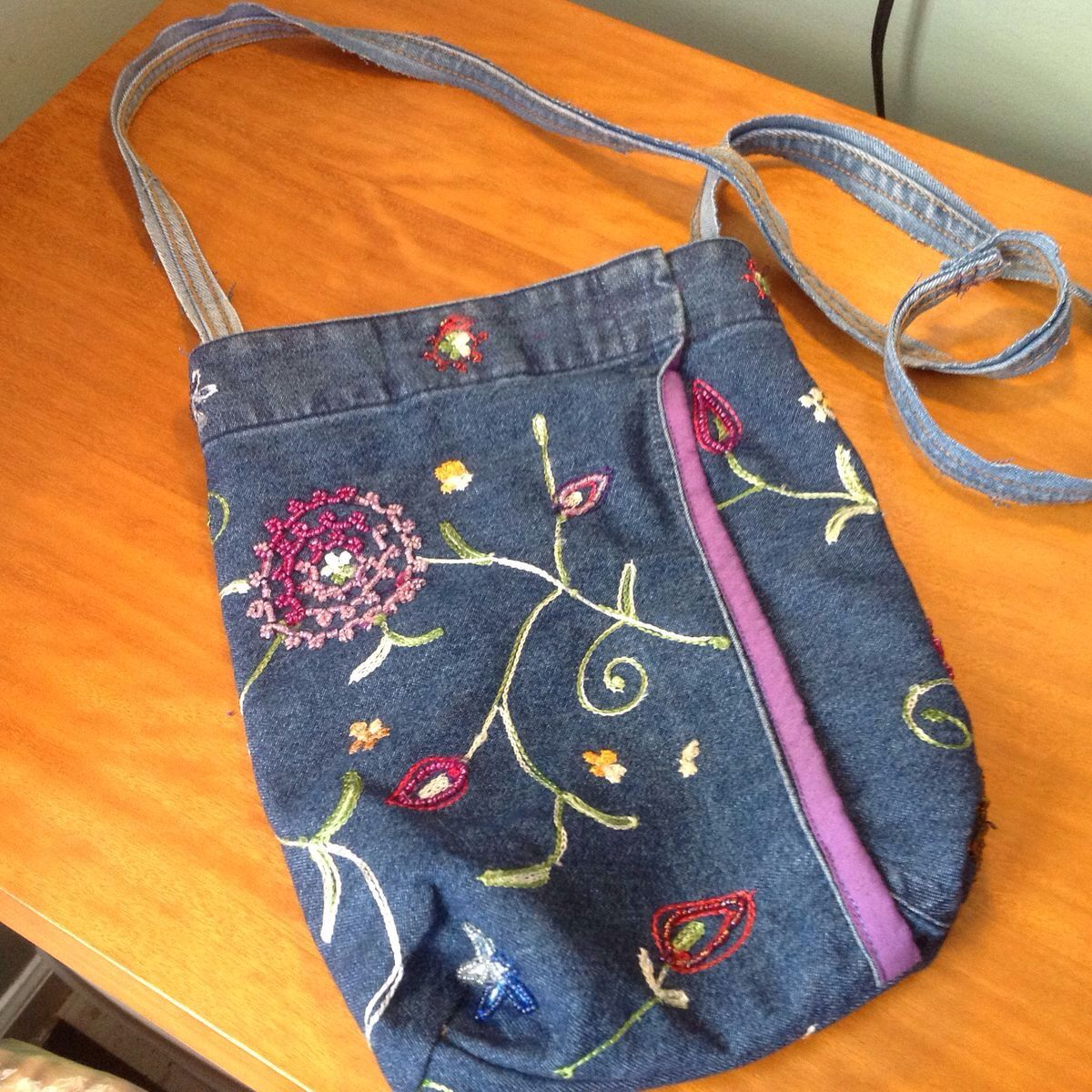 Bags made by Rebecca Dale