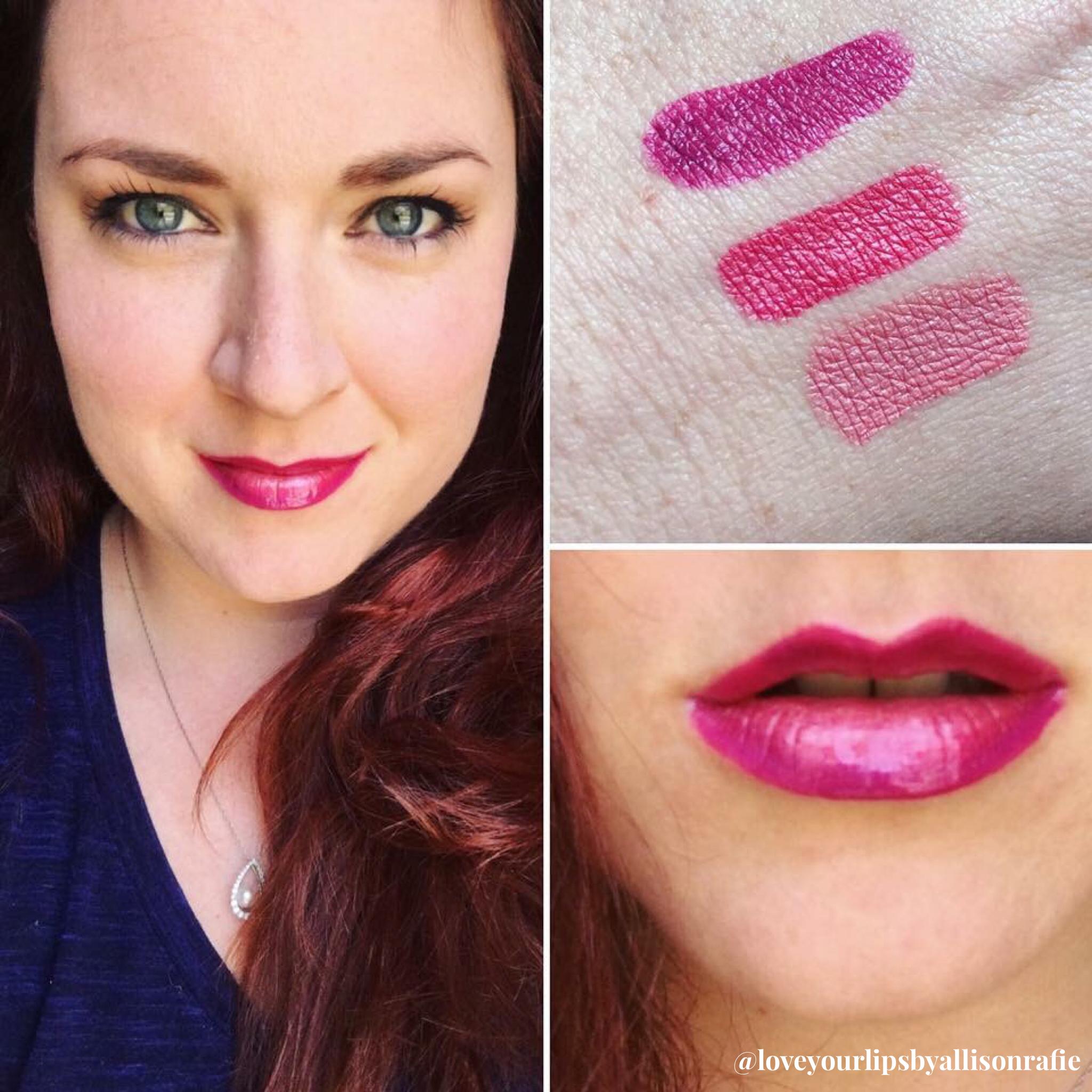 Pin by Shawna Greshik on LIPSENSE Lips, Purple reign