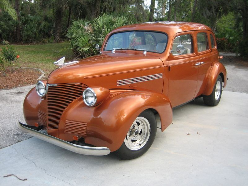 1939 Chevrolet Master Deluxe for sale - Cornelius, NC | OldCarOnline ...