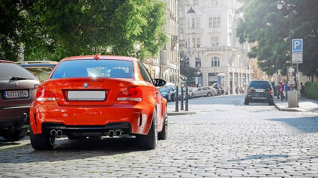 BMW 1M Coupe wallpaper http://coolhdcarwallpapers.com/bmw ...