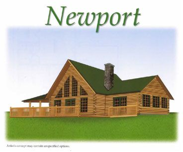 Riverbend Log Homes Nackawic New Brunswick Canada Serving Nova Scotia Pei Newfoundland And Labrador Ontario Albert Cottage Plan House Plans Log Homes
