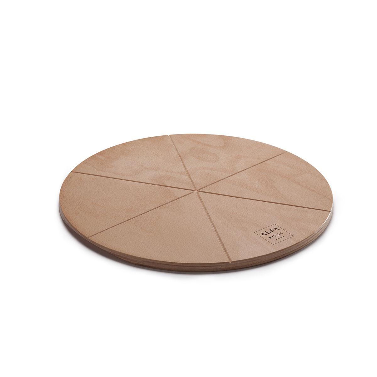 Alfa Spruce Chopping Board With Guides Taglf35 Pizza Oven Accessories Stone Pizza Oven Pizza