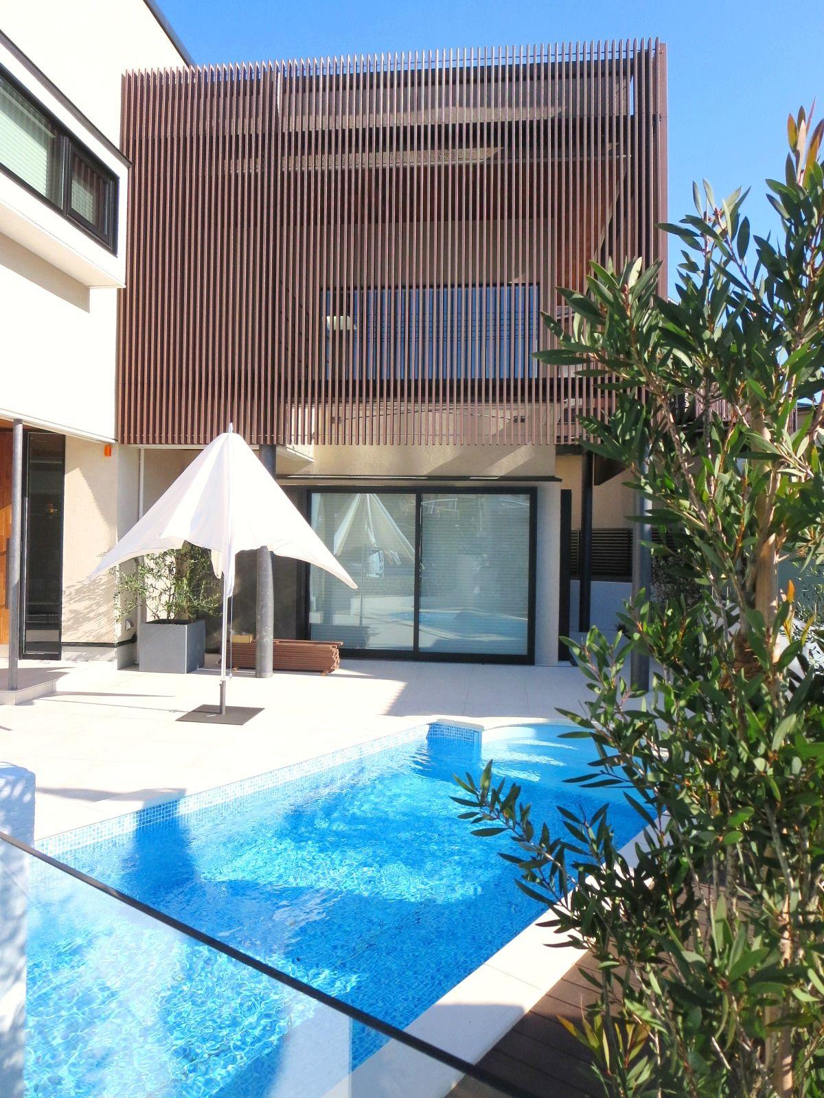 本格的なプールをご自宅のお庭で 施工エリア 柏市 流山市 松戸市