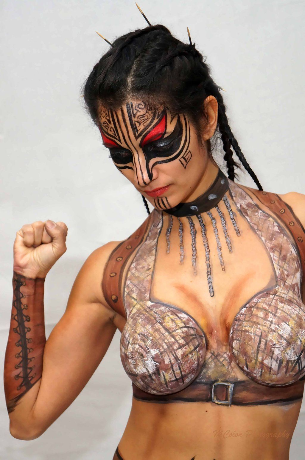 Viper Body Painting by...