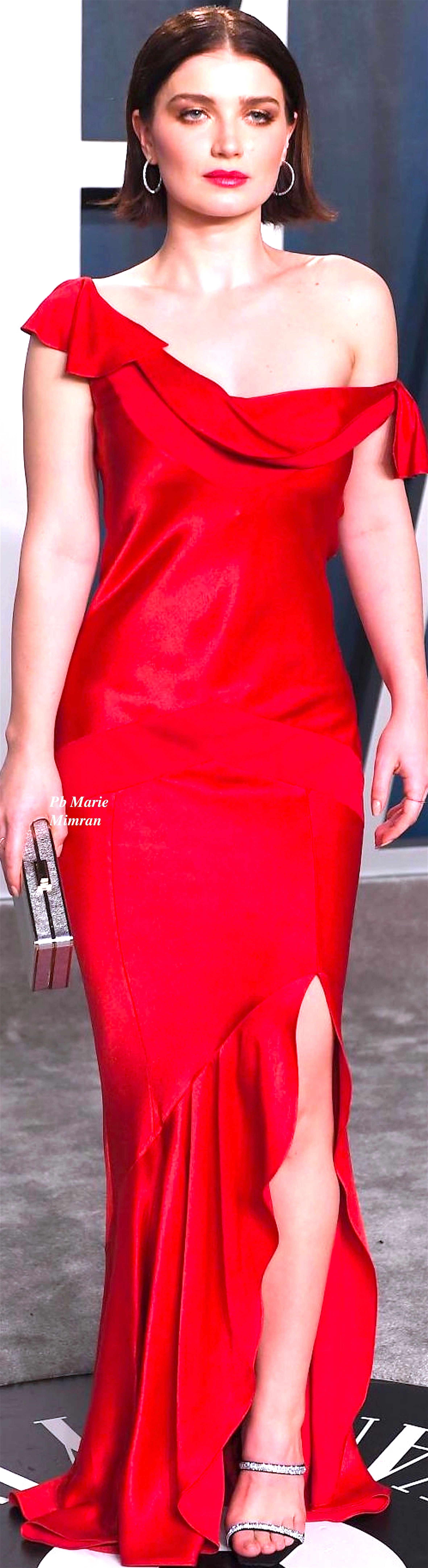 Marie Mimran  Eve Hewson vanity fair Oscar party 9    Met gala ...