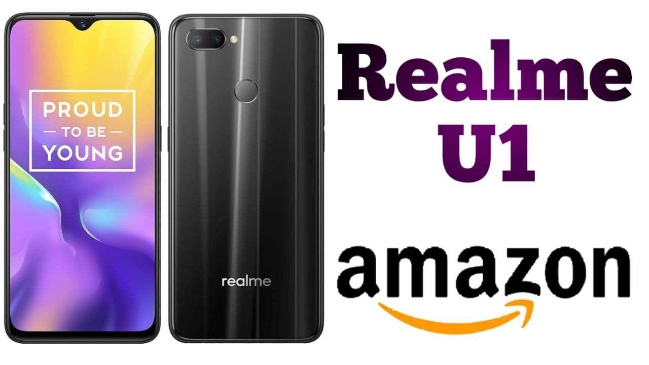 Realme U1 Ambitious Black 4GB RAM 64GB Storage Best price in