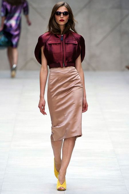 Burberry does it again. Sp'13