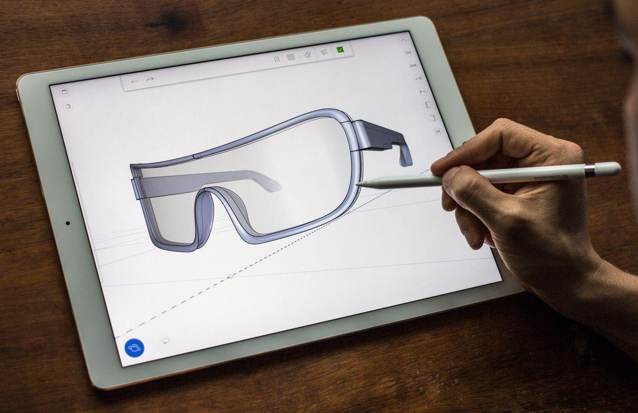 The Designer S Ipad Pro App Buyer S Guide Design Milk 3d Design App App Design Ipad 3d Design