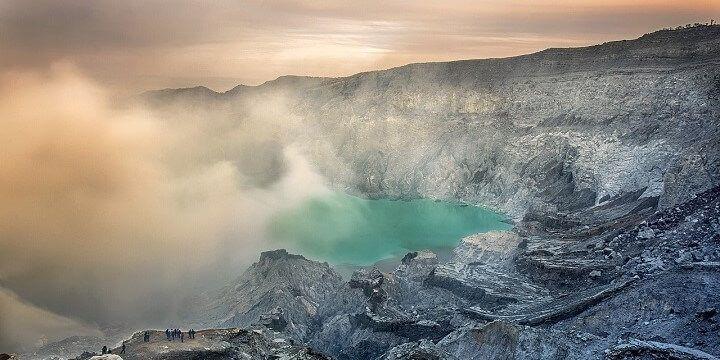 Mount Ijen, Java, Indonesia