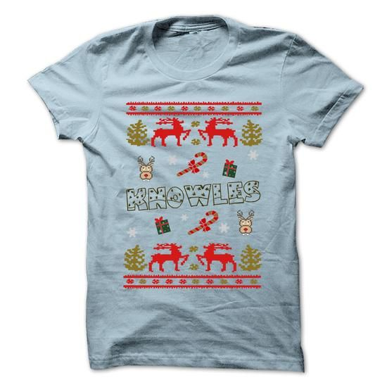 Christmas KNOWLES ... 999 Cool Name Shirt ! - #cute shirt #tshirt crafts. THE BEST => https://www.sunfrog.com/LifeStyle/Christmas-KNOWLES-999-Cool-Name-Shirt-.html?68278