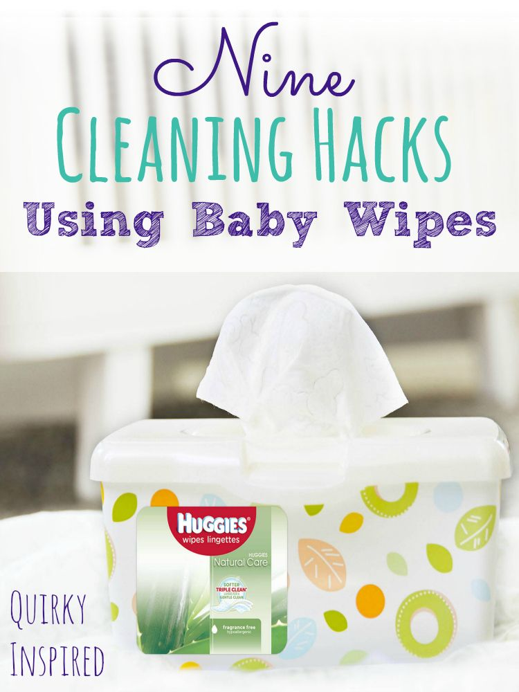 Don't have babies? These 9 cleaning hacks will make you ...