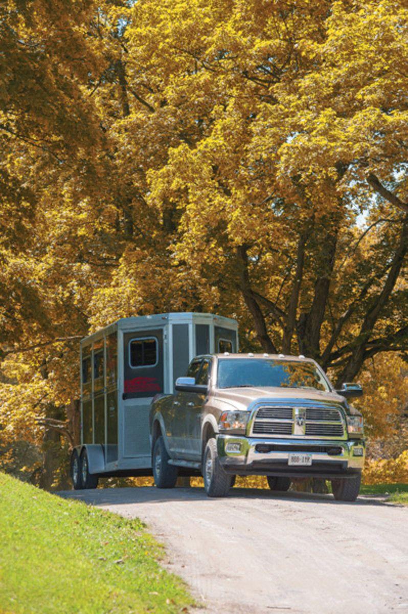 Avoid a Trailer Scramble Moving trailers, Horses, Horse
