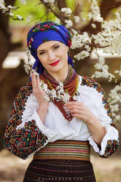 "фотопроект ""Ukrainian fashion girl"""