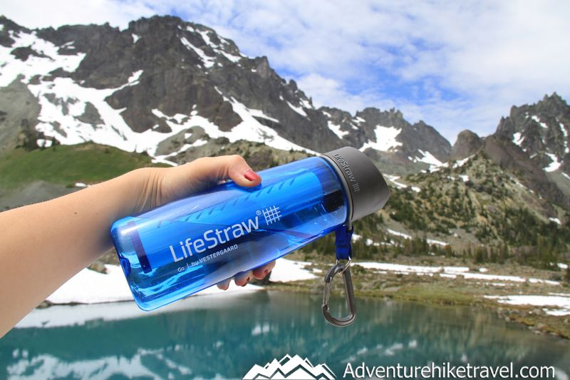 Photo of LifeStraw Go 2 Water Bottle: Hiking Gear Review