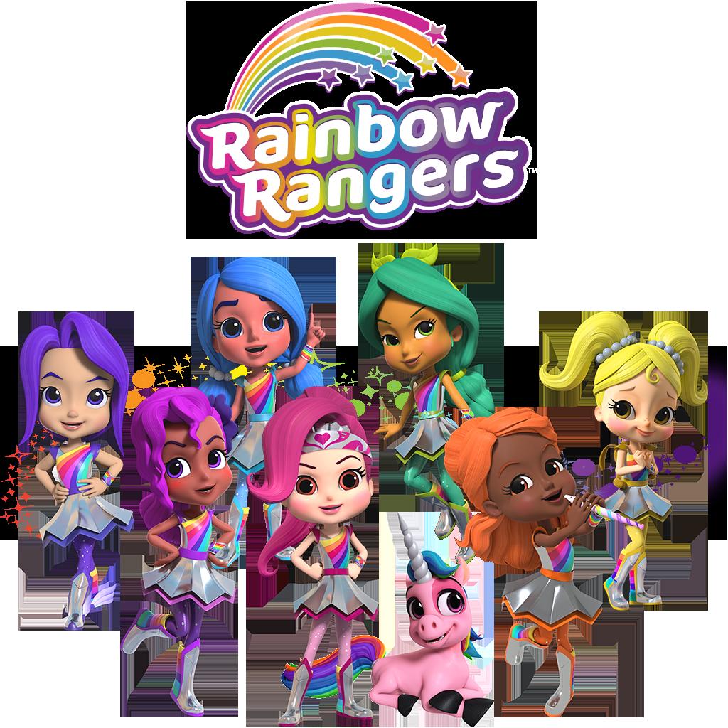 Rainbow Rangers Full Episodes And Videos On Nick Jr Artsyfartsy