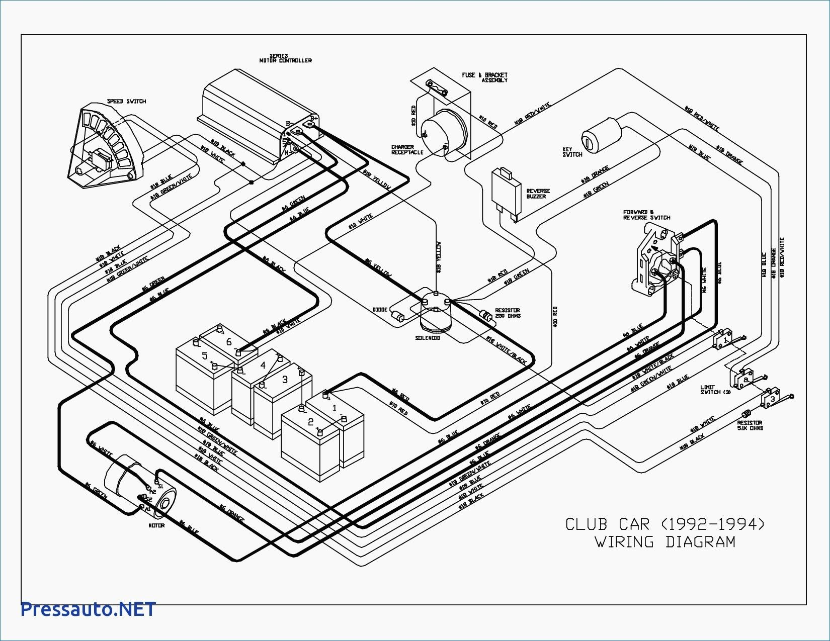 1984 Ez Go Golf Cart Wiring Diagram from i.pinimg.com