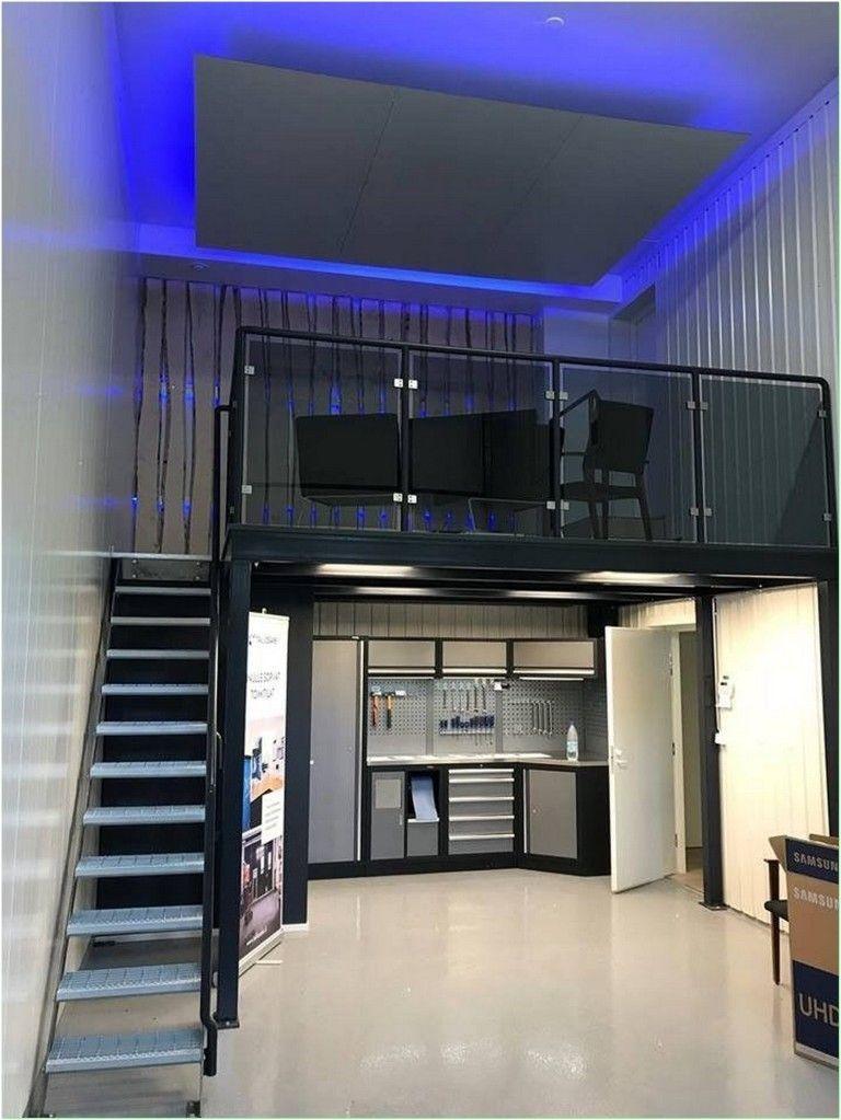 30 Aussergewohnliche Erschwingliche Man Cave Garagen Ideen 31 30 Aussergew 30 Aussergewohnliche Ers In 2020 Garage Interior Garage Design Garage Design Interior