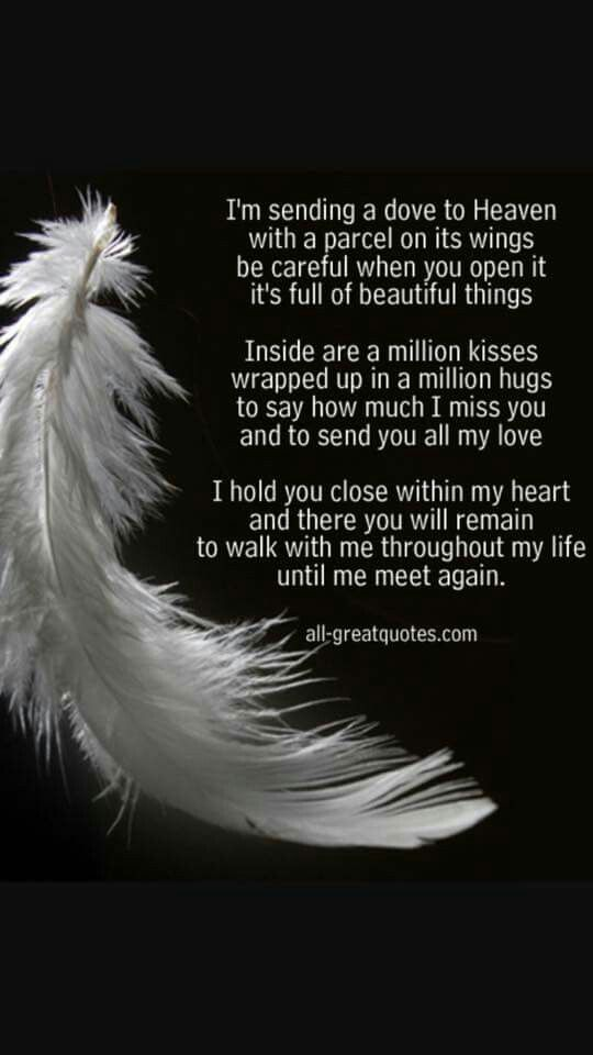 Happy Birthday And Rest In Peace Quotes: Pin By Carolyn Checksfield On Rest In Peace