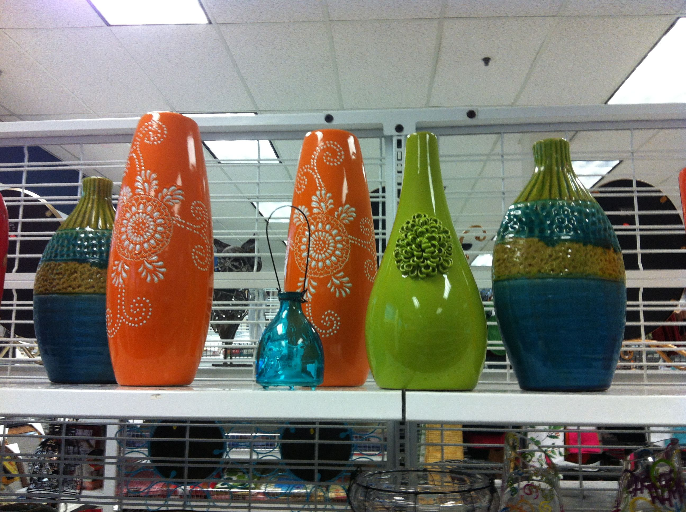 Vases From Ross Amazing Colors And Patterns Love