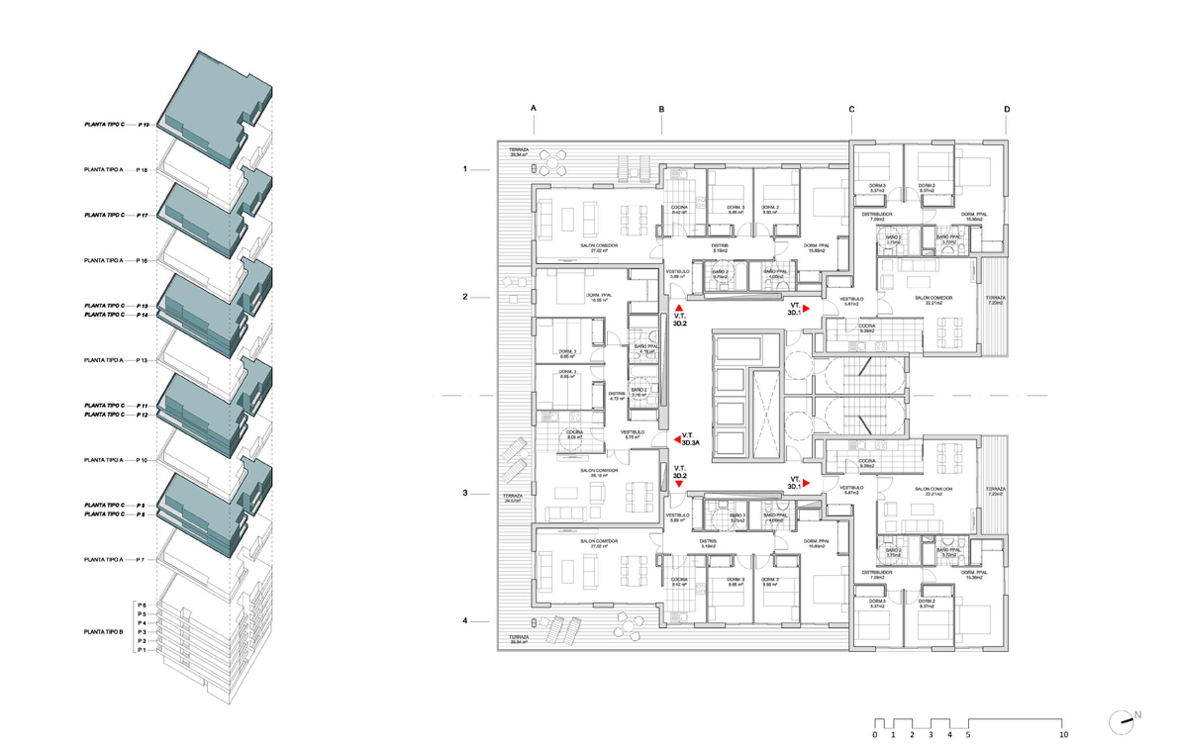 torre de viviendas - Buscar con Google