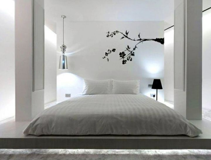 Zen Bedroom Ideas On A Budget Home Minimalist Bedroom