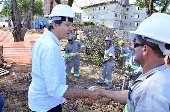 Anúncio do Início das Obras do Hospital Municipal da Brasilândia
