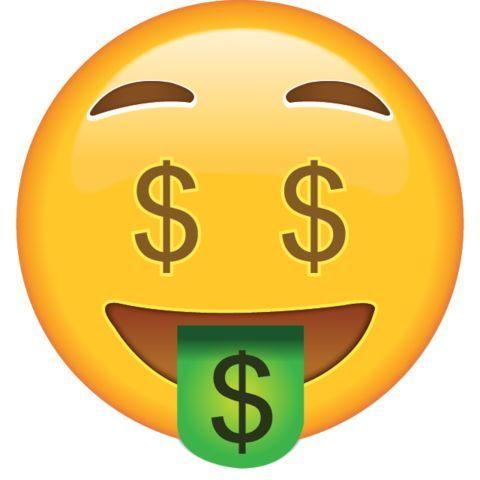 Image Result For Iphone Money Emoji Money Emoji Emoji Stickers Emoji Love