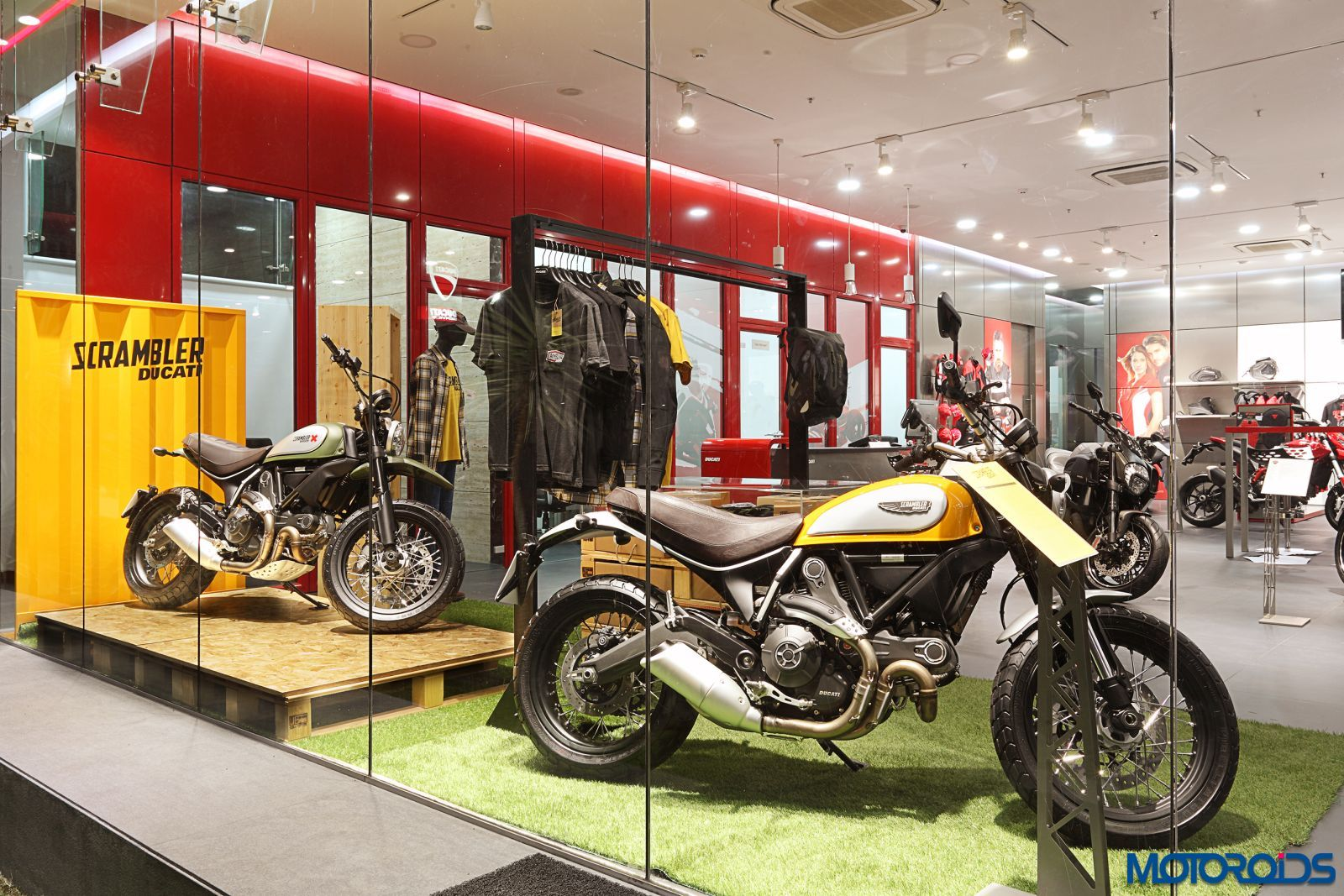 Ducati India inaugurates new dealership in Pune, its fifth in India | Motoroids