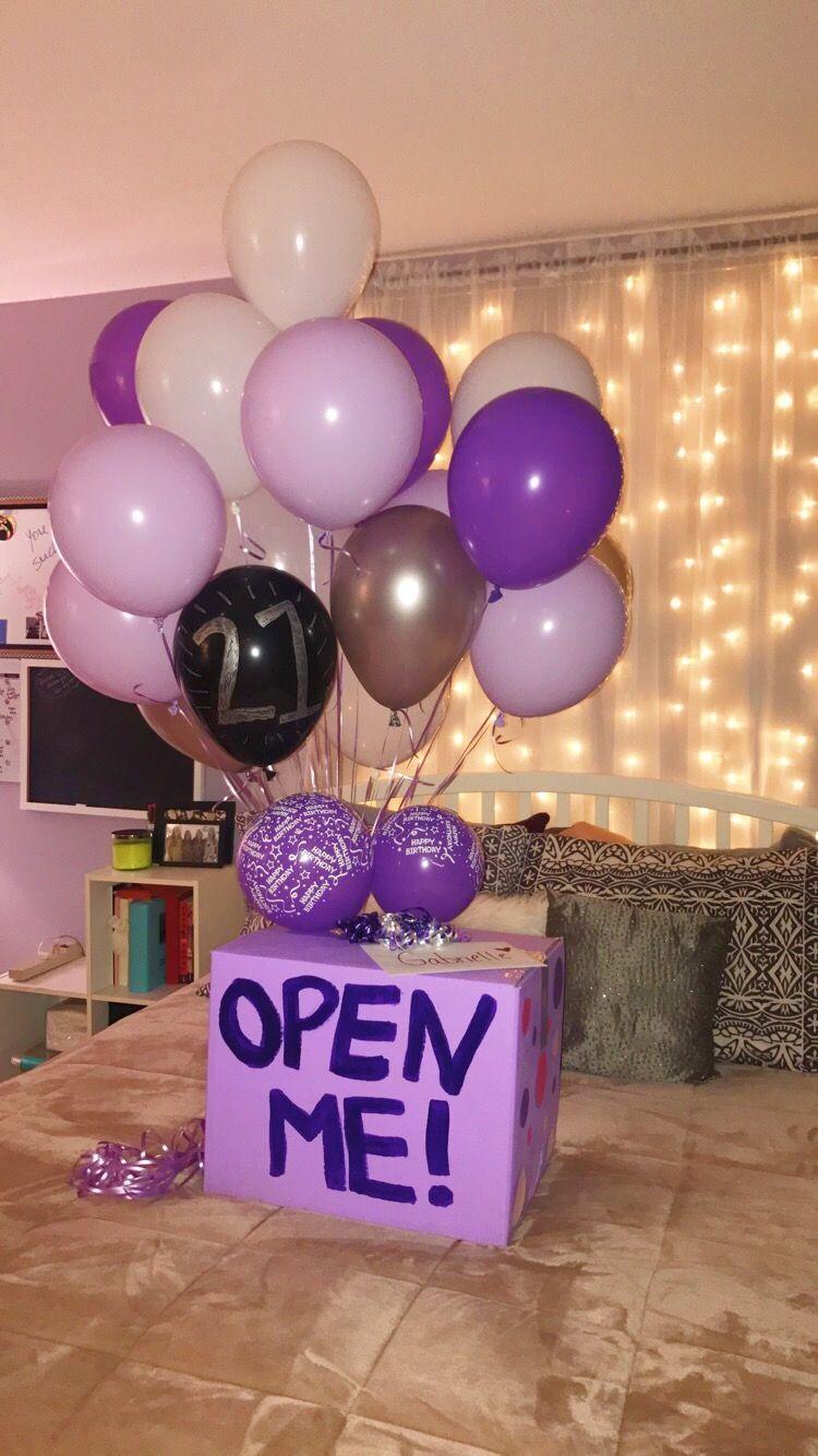 Diy 21stbirthday Bestfriendgifts Birthdaygifts Bff Birthday Gift Birthday Gifts For Boyfriend Diy Birthday Gift Picture