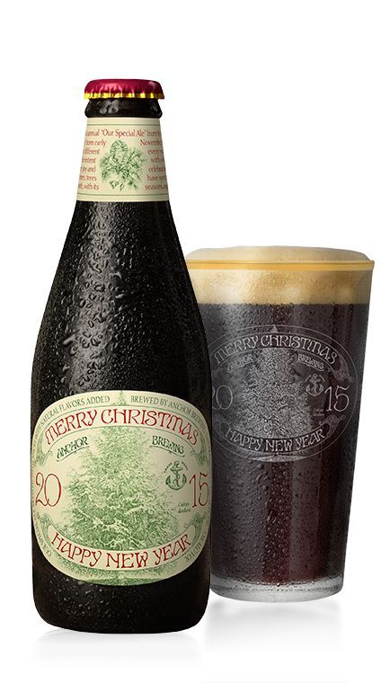 Best Christmas Beers 2019 Christmas Ale | Best Christmas Beer from Anchor Brewing | Cheers