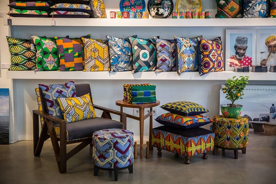 African Home Decor by 3rd Culture - Frolicious
