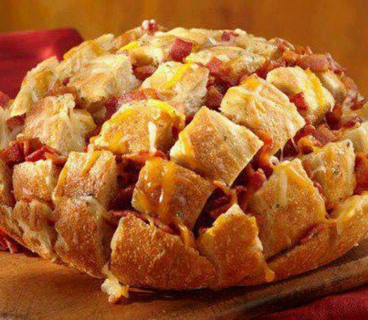 Bacon cheddar Loaf