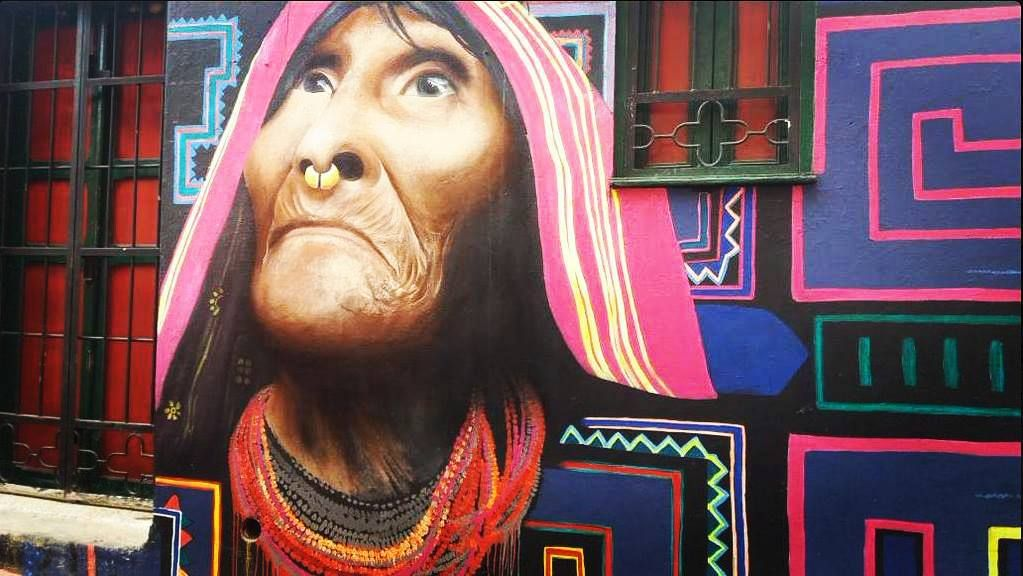 #graffiti en #Bogotá.  Arte urbano. #urbanart #urbano