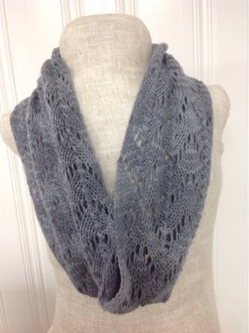 Stormy Lace Cowl | Knitting | Pinterest | Tejer bufandas y Guantes