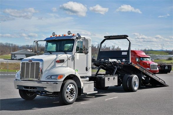 2018 Peterbilt 337 Rollback Tow Truck | Mack -Kenworth -Peterbilt ...
