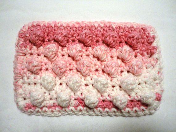 Crochet Sponge Dish Sponge Pot Scrubber Nubby by LovingCrochet2 ...