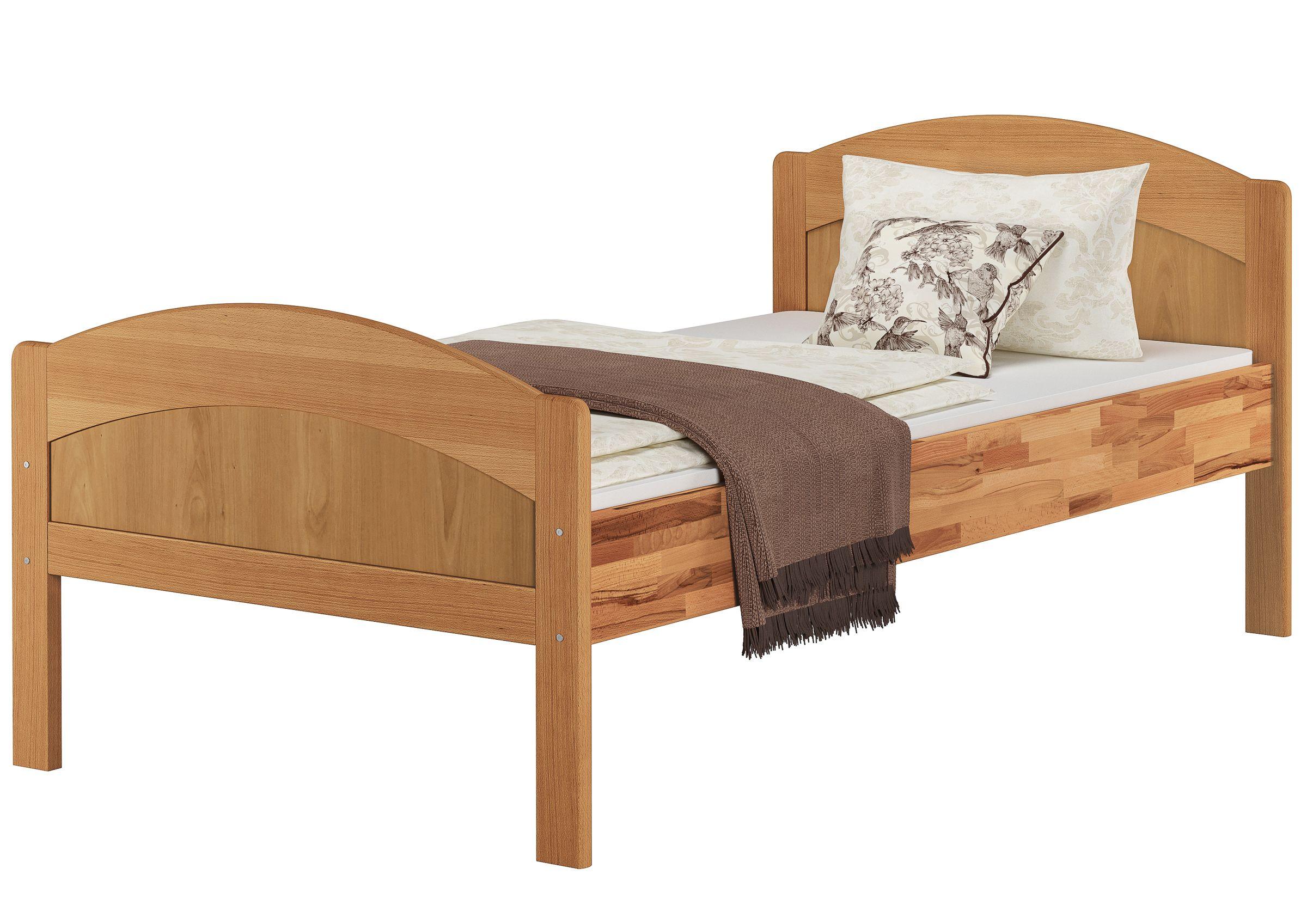Seniorenbett mit einer komfortablen Einstiegshöhe von 48