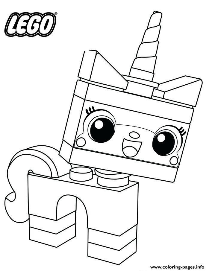 Lego Superhero Coloring Pages Unikitty Lego Avengers ...