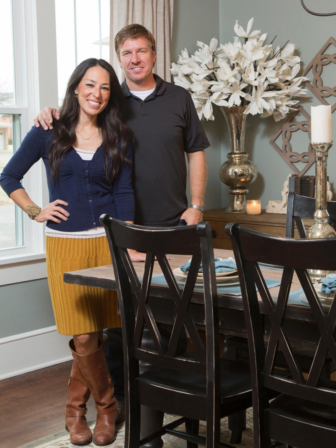Hgtv fixer upper kitchen tables - A 1937 Craftsman Home Gets A Makeover Fixer Upper Style Hgtv S Fixer Upper