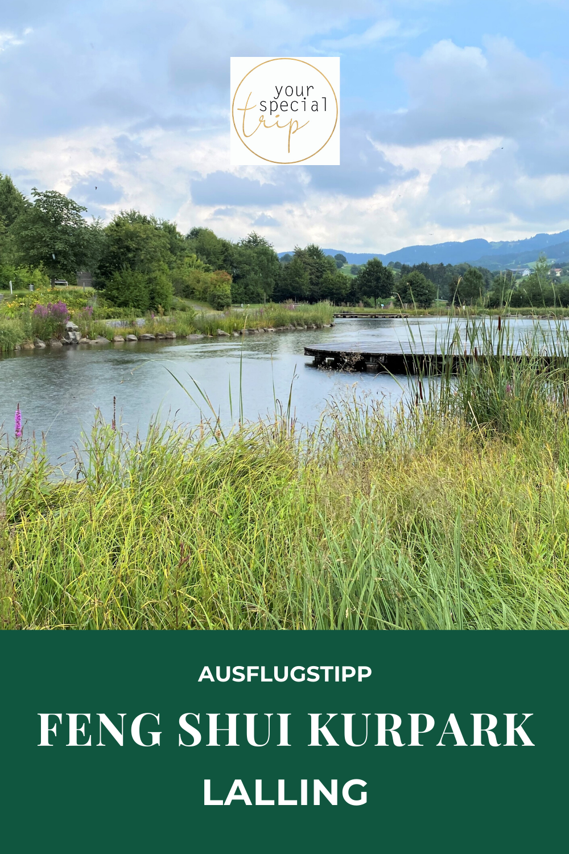 Feng Shui Kurpark Lalling Ausflugstipp Niederbayern Ausflug Bayern Your Special Trip Ausflug Schone Orte In Bayern Urlaub Bayern