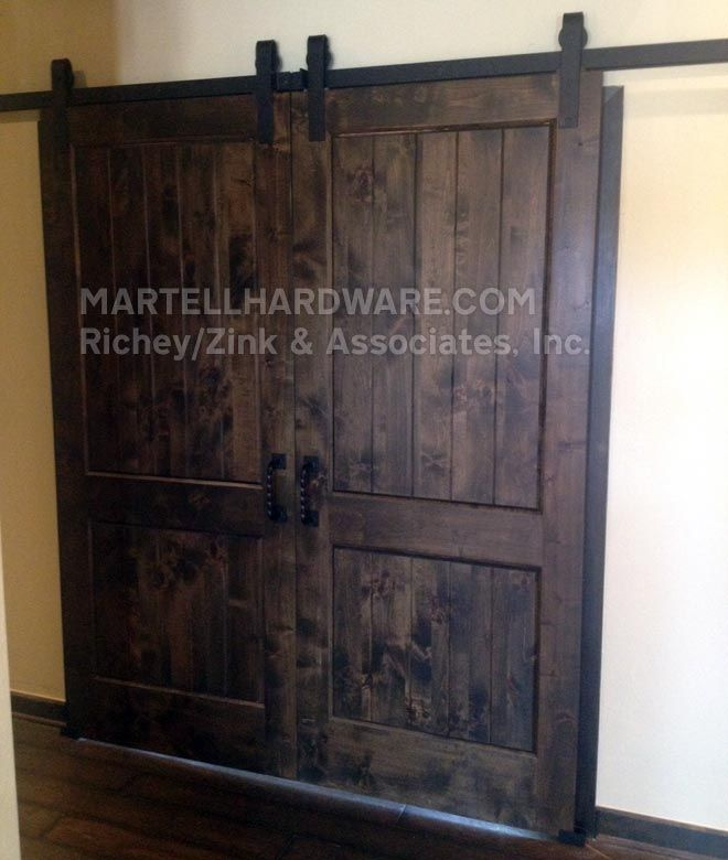 Commercial Office Renovation Featuring Agave Ironworks Barn Door Track Hardware Oklahoma City Ok Barn Door Office Renovation Wrought Iron Doors