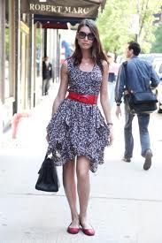 Vestido perfeito para andar pelo shopping