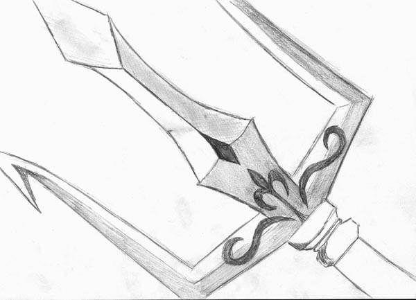 Poseidon's Trident by parsek76.deviantart.com on ...