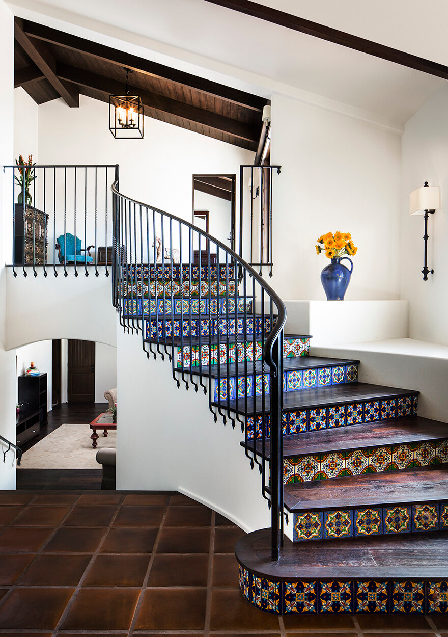 Photo of Hope Ranch Spanish Colonial Remodel — Allen Construction
