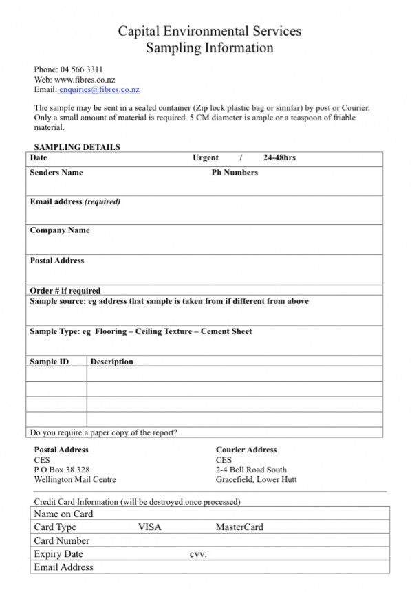 Visitors Inquiry Form  Inq     Template